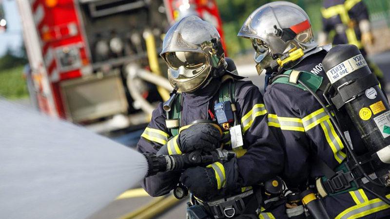 Devenir pompier, le rêve de tout petit garçon